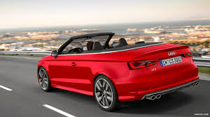 convertible audi red 2015 audi s3 cabriolet misano red rear hd wallpaper 11