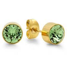 mens earring studs steeltime earrings hoop earrings stud earrings diamond