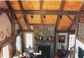 a frame home interiors timber frame craftmanship timber frame roof structures