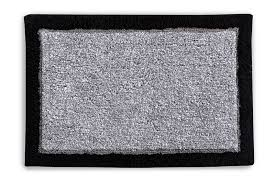 black and gray bathroom rugs cool black and white bathroom rugs