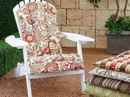 White Patio Cushions by Patio 27 Interesting Floral Cushion Design For White Outdoor
