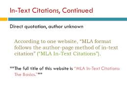 What s New in the Eighth Edition   Modern Language Association MLA      Update Citing Journal Articles from a Database