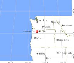 mhcc cus map gresham oregon or profile population maps estate