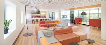 beautiful office spaces beautiful office design central to innovation and collaboration