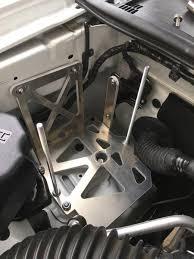 2005 toyota tacoma battery 2005 2017 toyota tacoma auxiliary battery tray moto