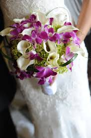 wedding flowers orchids 35 beautiful orchid wedding bouquets