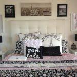 Paris Bedroom For Girls Paris Themed Bedroom For U2013 Small Bedroom Makeover