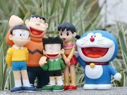 doraemon cartoon hindi u0026 urdu collection toy figures