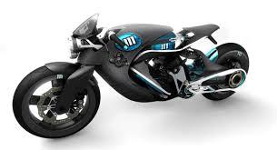lamborghini motorcycle saline bird concept