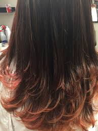 rounded layer haircuts hairstylist how to blog how to do a long layered haircut