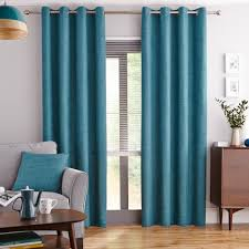 Danielle Eyelet Curtains by Confortable Teal Curtains For Living Room With Additional Vermont