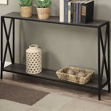Metal Console Table Andover Mills Abbottsmoor Metal Frame Console Table Reviews