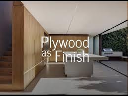 plywood as finish youtube