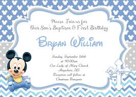 ballerina 1st birthday christening baptism invitations