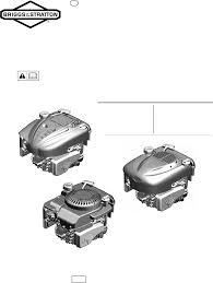 briggs u0026 stratton lawn mower accessory 625 series user guide