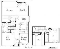 multi family home plans best family home floor plans home plan