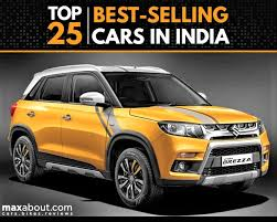 cars india top 25 best selling cars in india july 2017 maxabout