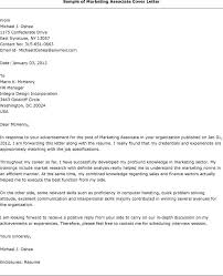 sample marketing cover letter example copywriter cover letter