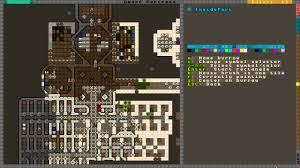 The Burrow Floor Plan How To Get Started With Dwarf Fortress How To Dwarf Fortress