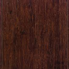Home Legend Laminate Flooring Home Legend Strand Woven Sapelli 9 16 In Thick X 4 3 4 In Wide X
