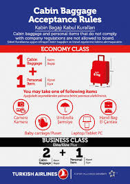 carry on luggage size turkish airlines luggage and flight