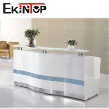 Curved Reception Desk Stylish Curved Receptionist Desk Desk Curved Reception Desk For