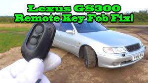 reset vsc light lexus gs300 hack your lexus gs300 remote key fob fix youtube