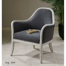 Ivory Accent Chair Vignettes