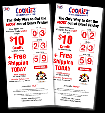 black friday marketing pre black friday email marketing case study cookie u0027s kids