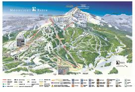 Whistler Trail Map Big Space At Big Sky First Tracks Online Ski Magazine