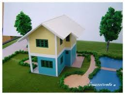 Two Bedroom Houses Thai House Plans Teakdoor Com The Thailand Forum