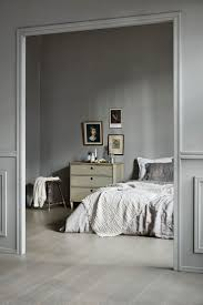 Grey Walls White Trim by Bedroom Grey Bedroom Ideas Blue Paint Wall Chandelier Frame Trim