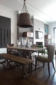 Dining Table Styles View In Gallery Drape Your Farmhouse Style - Kitchen table styles