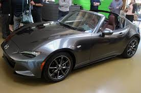girly sports cars 5 coolest things about the 2017 mazda mx 5 miata rf