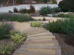 lawn u0026 garden arch steep stairs in garden ideas garden stairs to