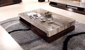 marble wood coffee table 20 photos black and grey marble coffee tables