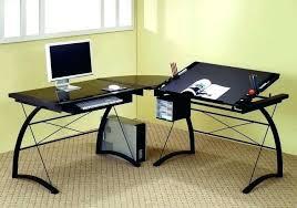 Black L Shaped Computer Desk Black L Shaped Computer Desk Eatsafeco L Shaped Desk Black Black