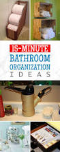 15 minute diy bathroom organization ideas pandora charms and