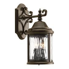 Antique Brass Outdoor Wall Lights by 41 Antique Brass Finish Wall Sconces Sconce Wall Lights In