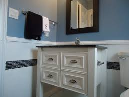 bathroom small bathroom makeovers with marble vanities and blue
