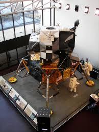 Lunar Module Interior Apollo Lunar Module Historic Spacecraft
