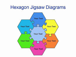 Jigsaw Puzzle Powerpoint Template Free Puzzle Pieces Template For Puzzle Powerpoint Template Free