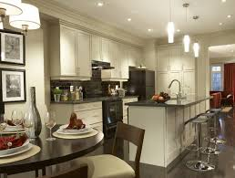How To Decorate A Kitchen Perfect Kitchens With Black Appliances And White Cabinets In A