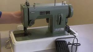 Used Upholstery Sewing Machines For Sale Do You Need An Industrial Sewing Machine Part Two Thompson Mini