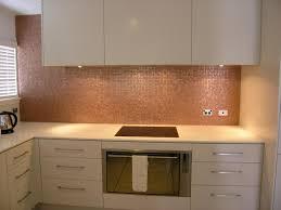 backsplash feature wall tiles kitchen glass tile interior design