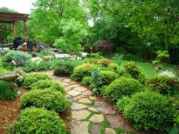 Backyard Landscape Design Ideas  Simple Backyard Landscape Design - Backyard landscape design pictures