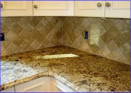 Noce Travertine Tile Backsplash - Noce travertine tile backsplash