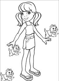 parts of the body coloring pages for preschool polly pocket coloring pages to print for preschoolers coloring point