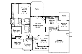traditional house plans midland 30 052 associated designs