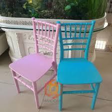 wholesale chiavari chairs colors pp resin kids chiavari children chairs manufacturers and